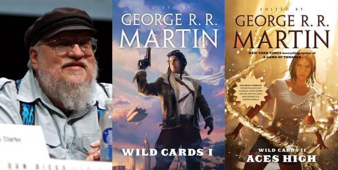 George R.R. Martin, re delle serie tv prossime venture.