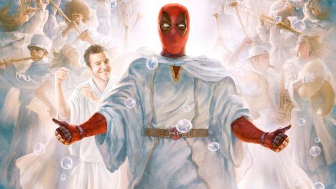 Deadpool, benedetto dalla Disney.