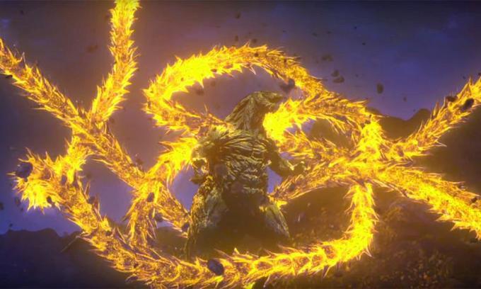 Un Godzilla così non lo avete mai visto