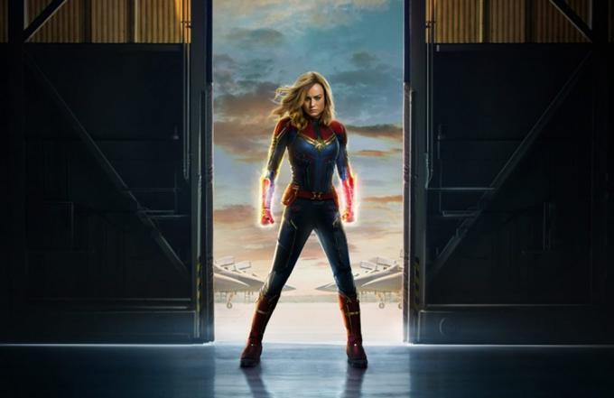 Sarà lei a salvare l'universo Marvel?