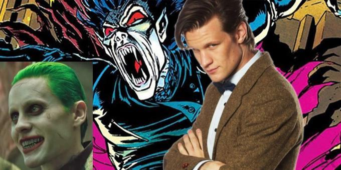 Il Joker, un vampiro e Doctor Who entrano in bar...