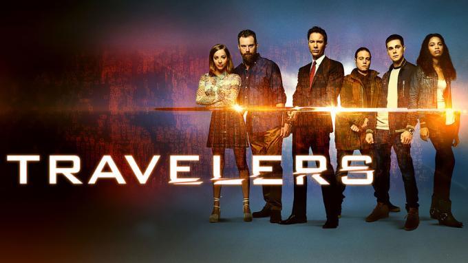 Netflix ferma i viaggiatori dal futuro.