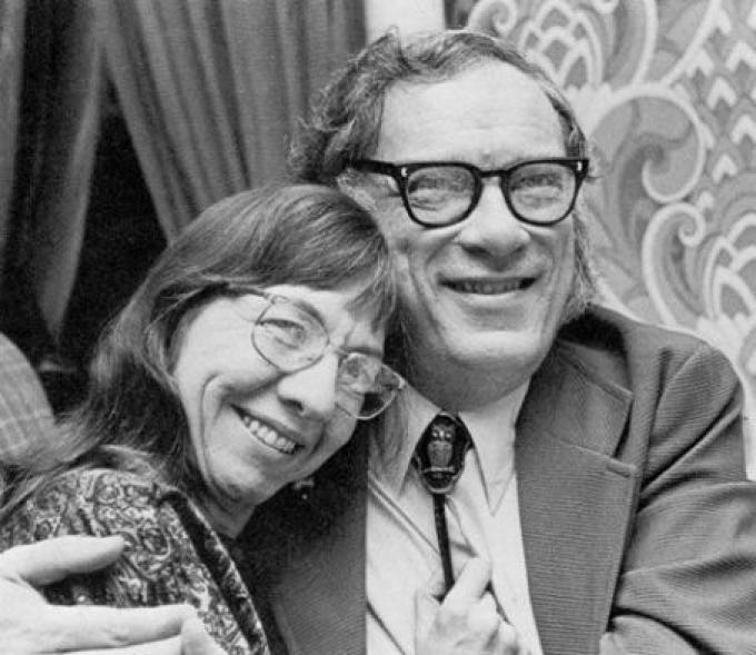 Janet e Isaac Asimov