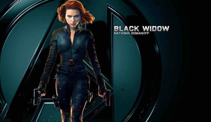 Widow, Black Widow.