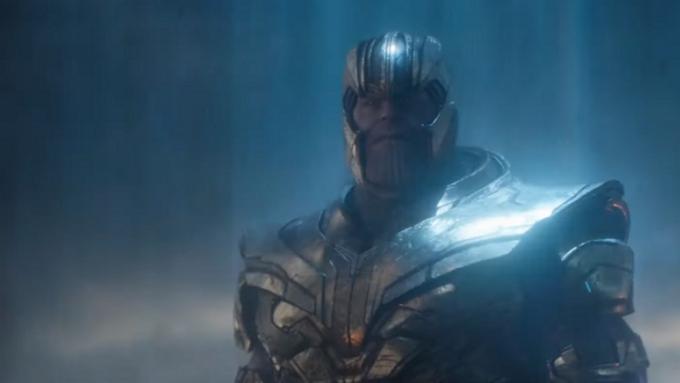 Fine del gioco, Thanos.