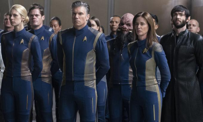 Uno, dieci, cento Star Trek.