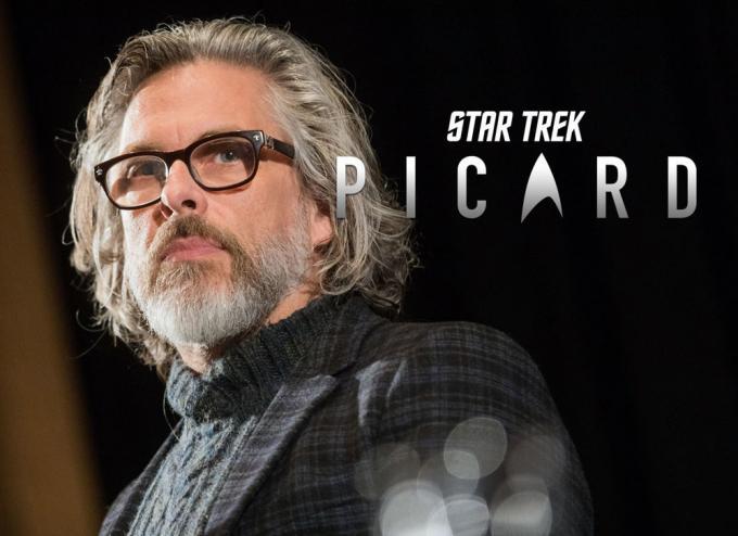 Un premio Pulitzer al comando di Star Trek: Picard.