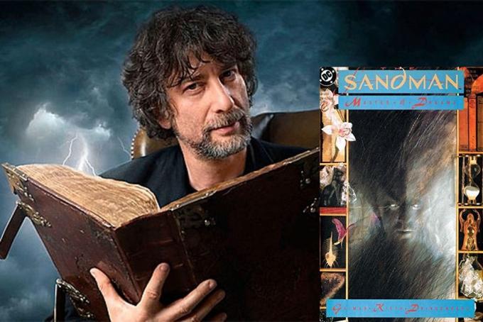 Il mondo dei sogni, secondo Gaiman.