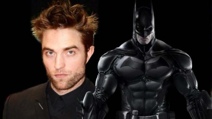 Un Batman così non lo avete mai visto.