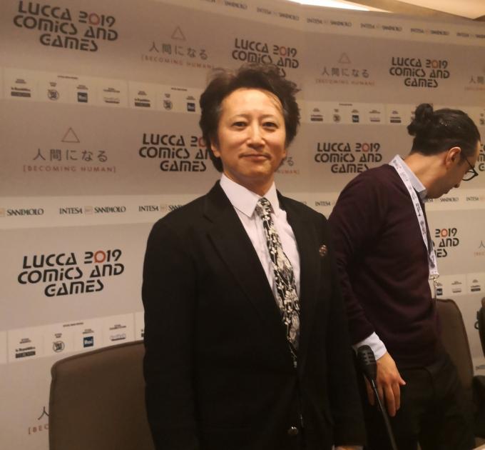 Hirohiko Araki (Foto: Furio Detti)
