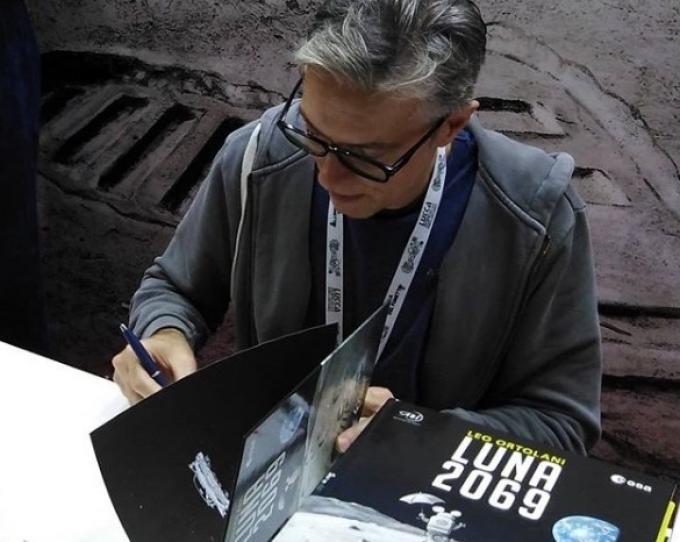 Leo Ortolani (Foto: Furio Detti)