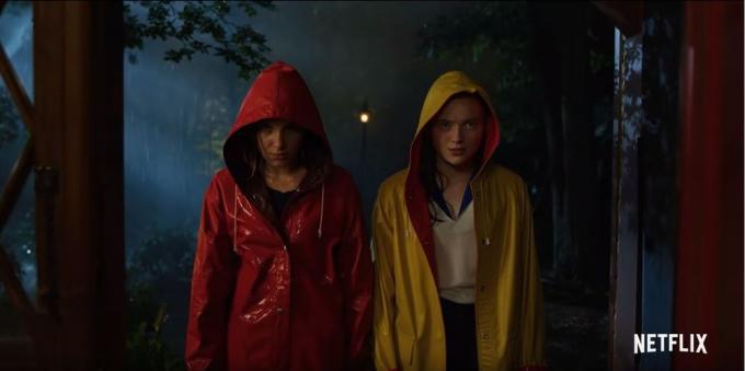 We're Ketchup and Mustard!
