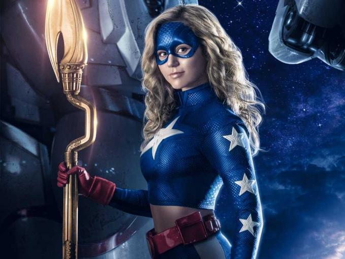 La nuova supereroina dell'universo online DC Comic.