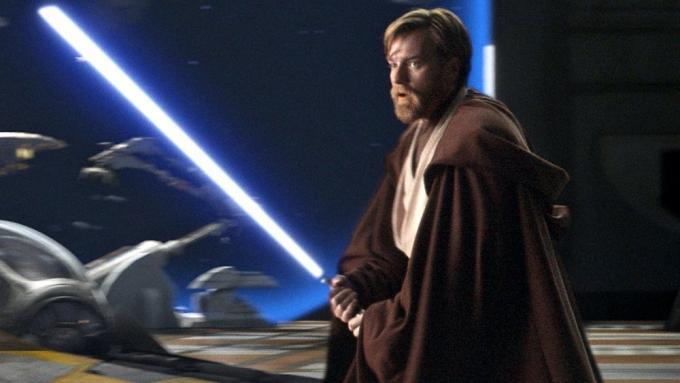 Obi-Wan comincia dalla fine.