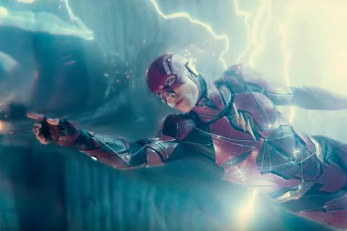 Run Barry, Run.