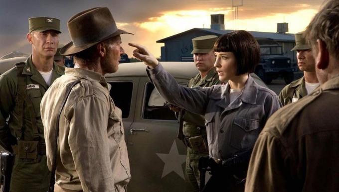 E il tuo momento Indiana Jones.