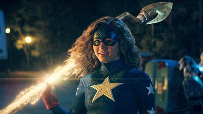 Allora, come stai Supergirl?