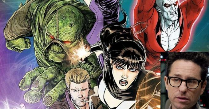 Ci penso io alla Justice League Dark.