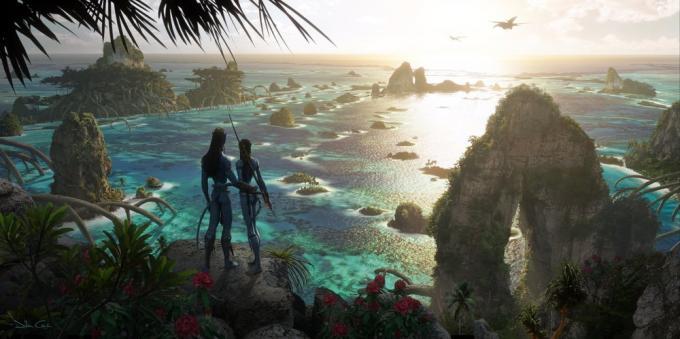 I nuovi mondi di Avatar.