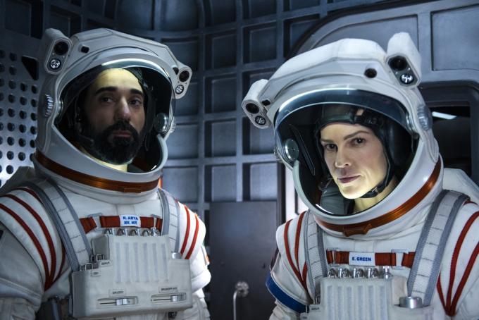 Million dollar astronaut.