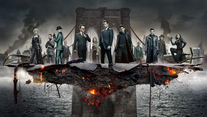No, non questa Gotham.