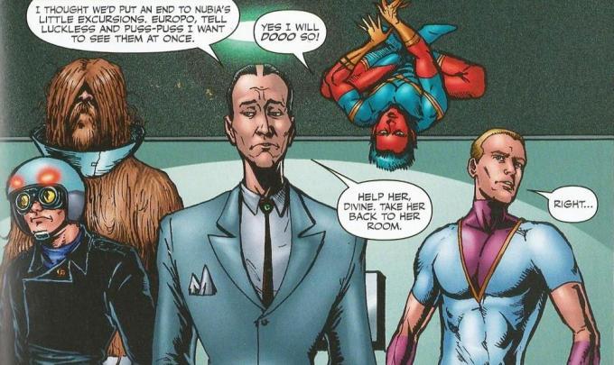 No, non sono gli X-Men.