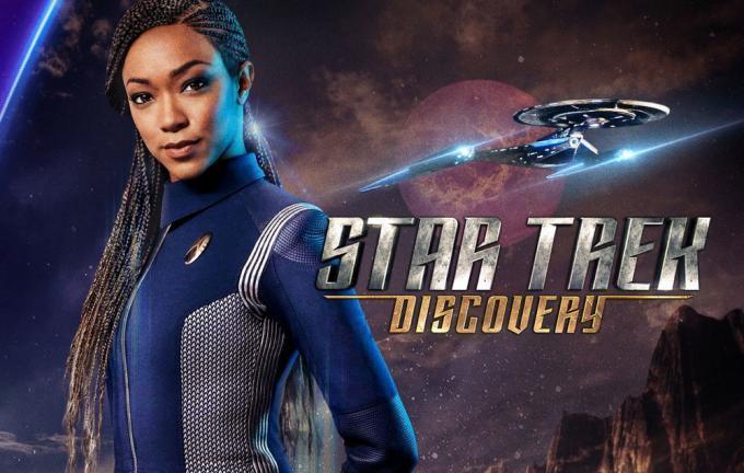 Star Trek conquista la galassia in streaming.