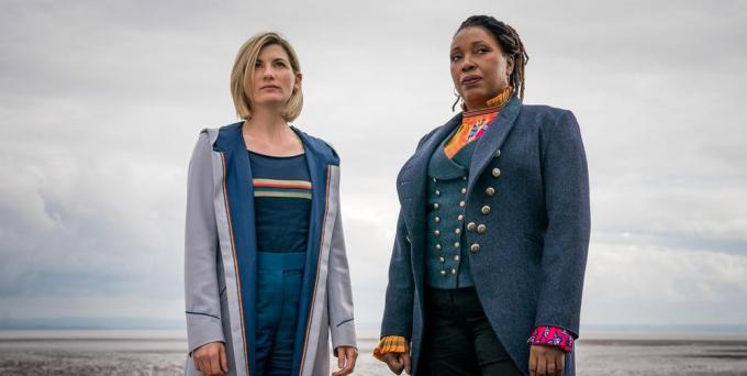 Sara Ruth il prossimo Dottore?
