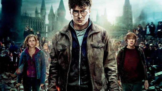 Un mandaloriano in versione Potter?