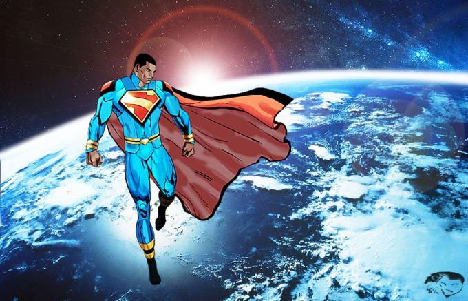 Il nuovo figlio di Krypton?