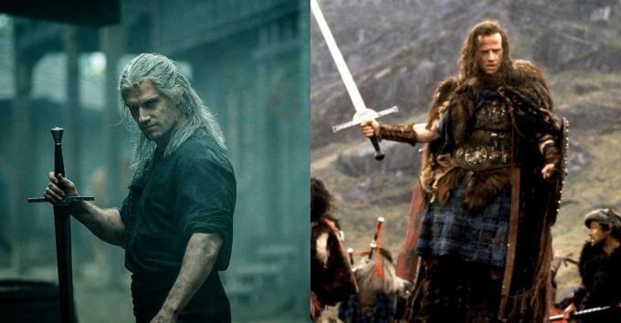 The Witcher Highlander?