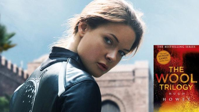 Rebecca Ferguson scenderà nei misteri di Wool.