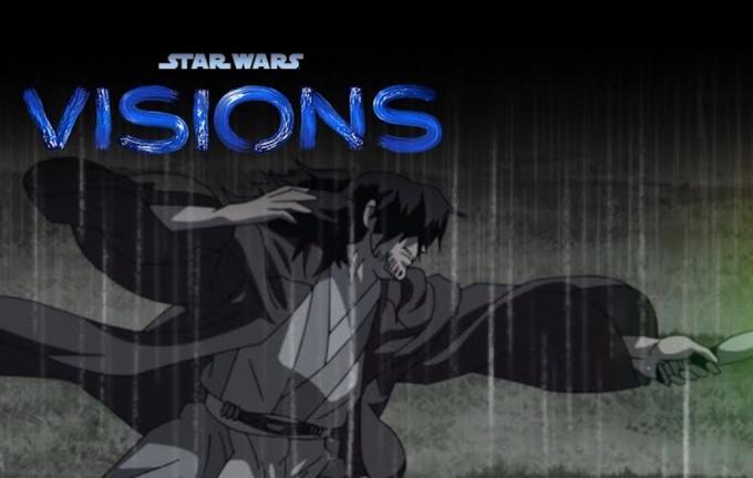 Star Wars come non l'avete mai vista.