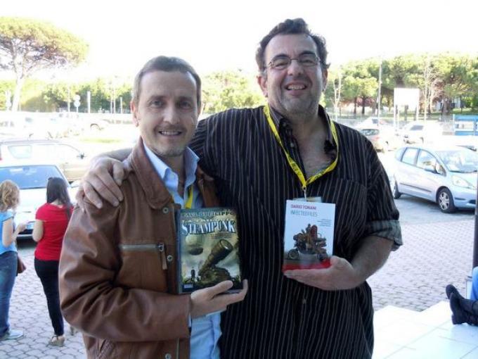 Dario Tonani e Paul Di Filippo