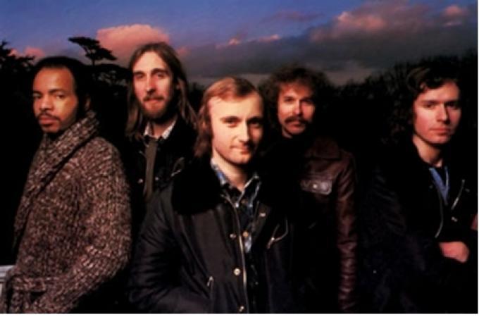 Il gruppo dei Genesis