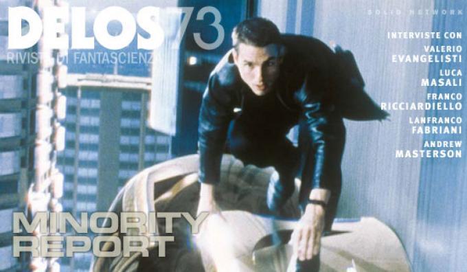 Delos Science Fiction 73