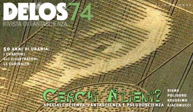 Delos Science Fiction 74