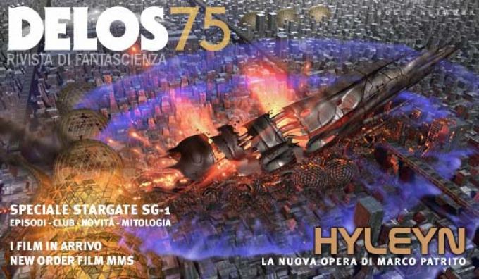 Delos Science Fiction 75