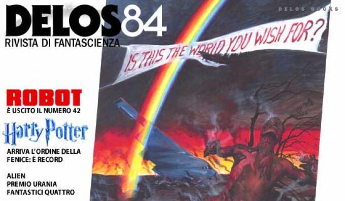Delos Science Fiction 84