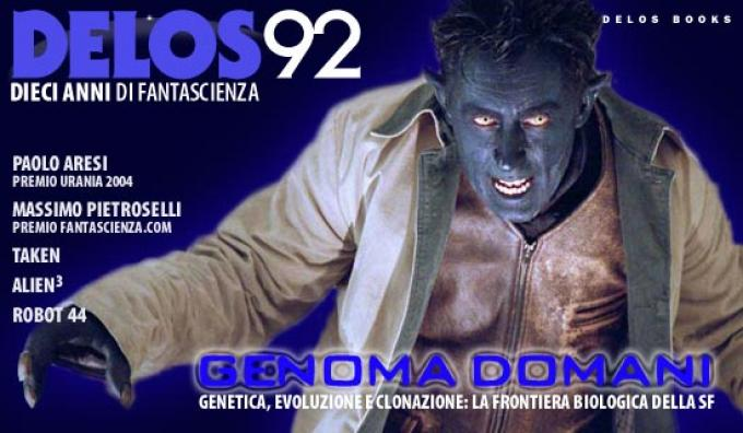 Delos Science Fiction 92