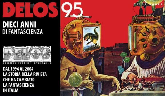 Delos Science Fiction 95