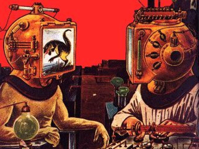 Delos Science Fiction 1