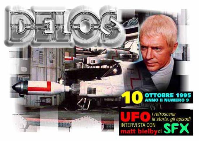 Delos Science Fiction 10