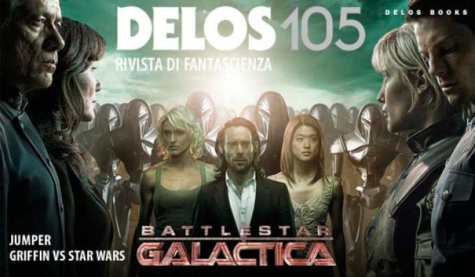 Delos Science Fiction 105