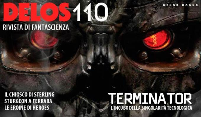Delos Science Fiction 110