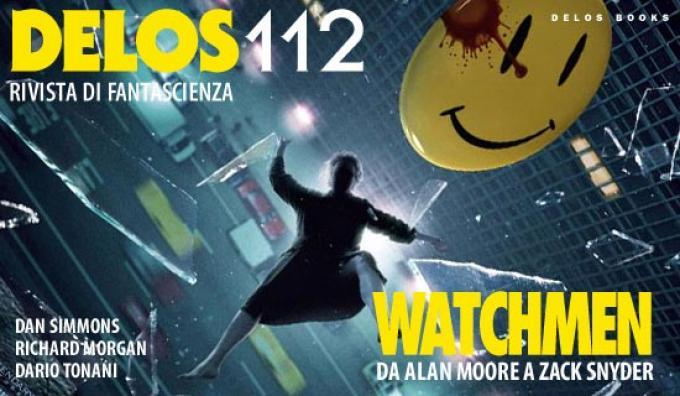 Delos Science Fiction 112