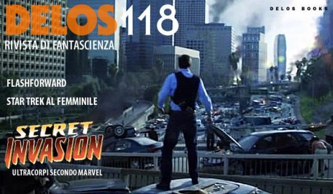 Delos Science Fiction 118