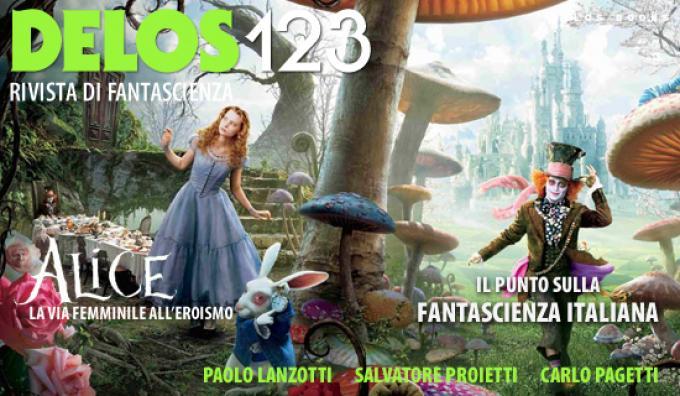 Delos Science Fiction 123