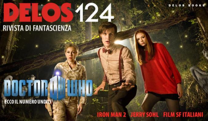 Delos Science Fiction 124