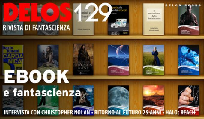 Delos Science Fiction 129